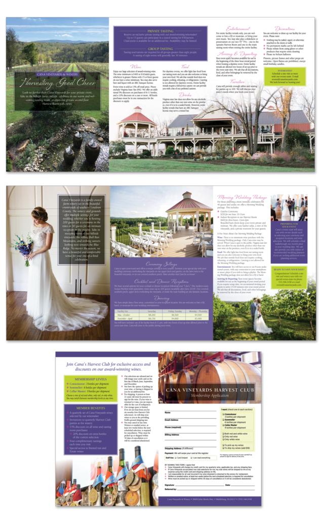 Graphic Design - Brochures & Booklets